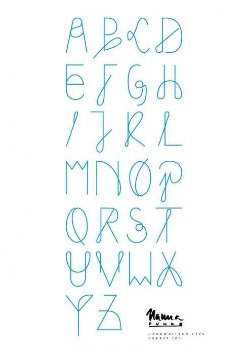Great Lines Arte Della Calligrafia Lettere Calligrafia Alfabeto