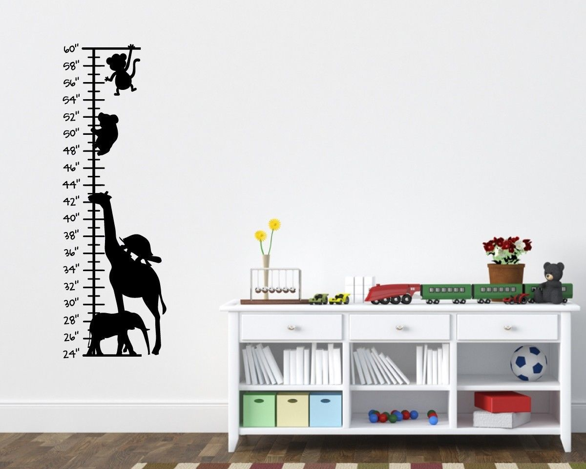 Awesome zoo animals growth chart childrens room kids room wall awesome zoo animals growth chart childrens room kids room wall ruler giraffe grow ruler check more nvjuhfo Choice Image