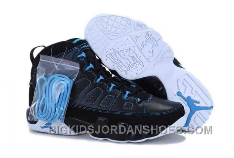 online retailer a8471 5e5b2 Find Nike Air Jordan 9 Mens Style Black Blue Line Shoes New online or in  Footlocker. Shop Top Brands and the latest styles Nike Air Jordan 9 Mens  Style ...