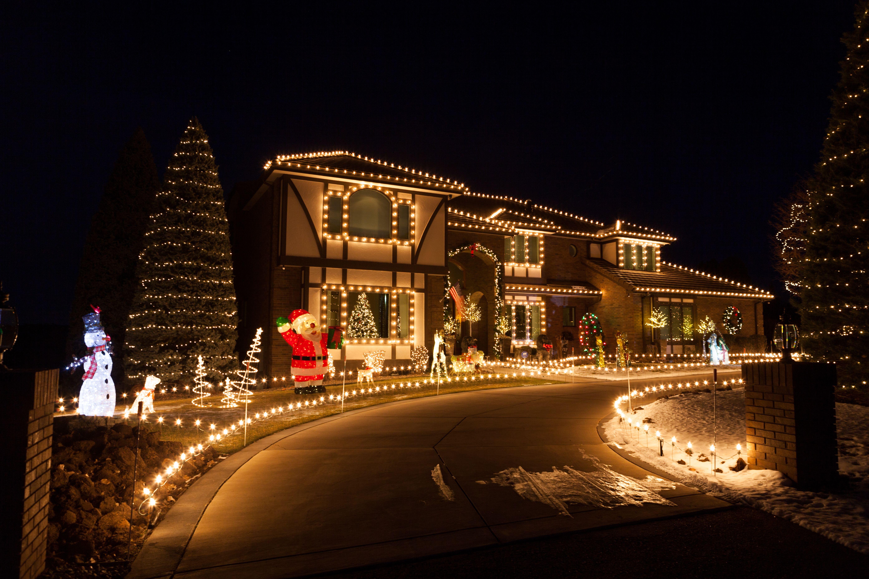 More Christmas Fun Christmas Lights Colorado Christmas Christmas Light Installation