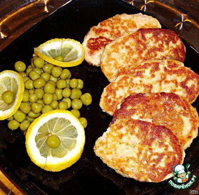 Котлеты из лосося и морского окуня | Еда, Идеи для блюд ...