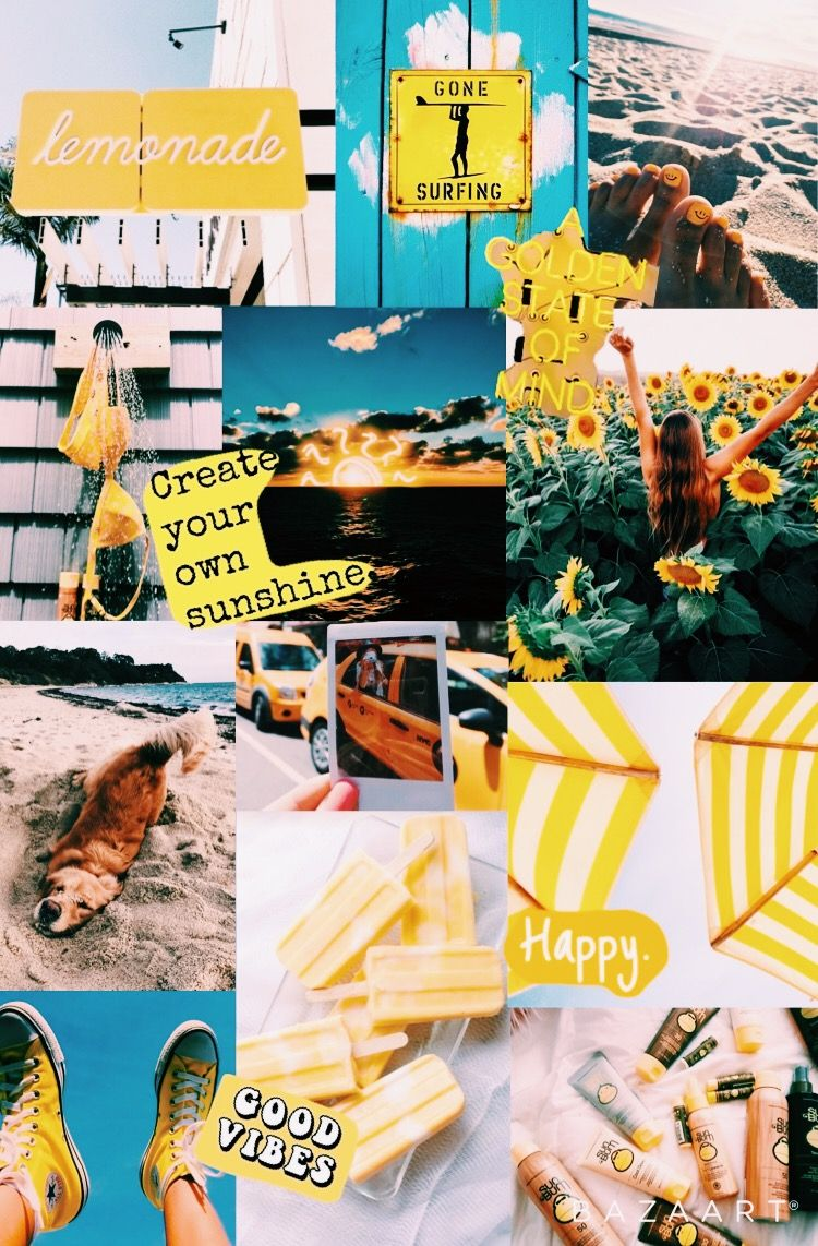How to make a collage for iphone wallpaper