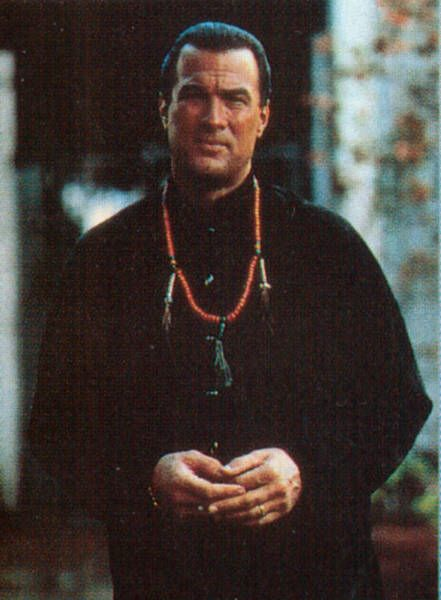 steven seagal the glimmer man 1996 martial artist