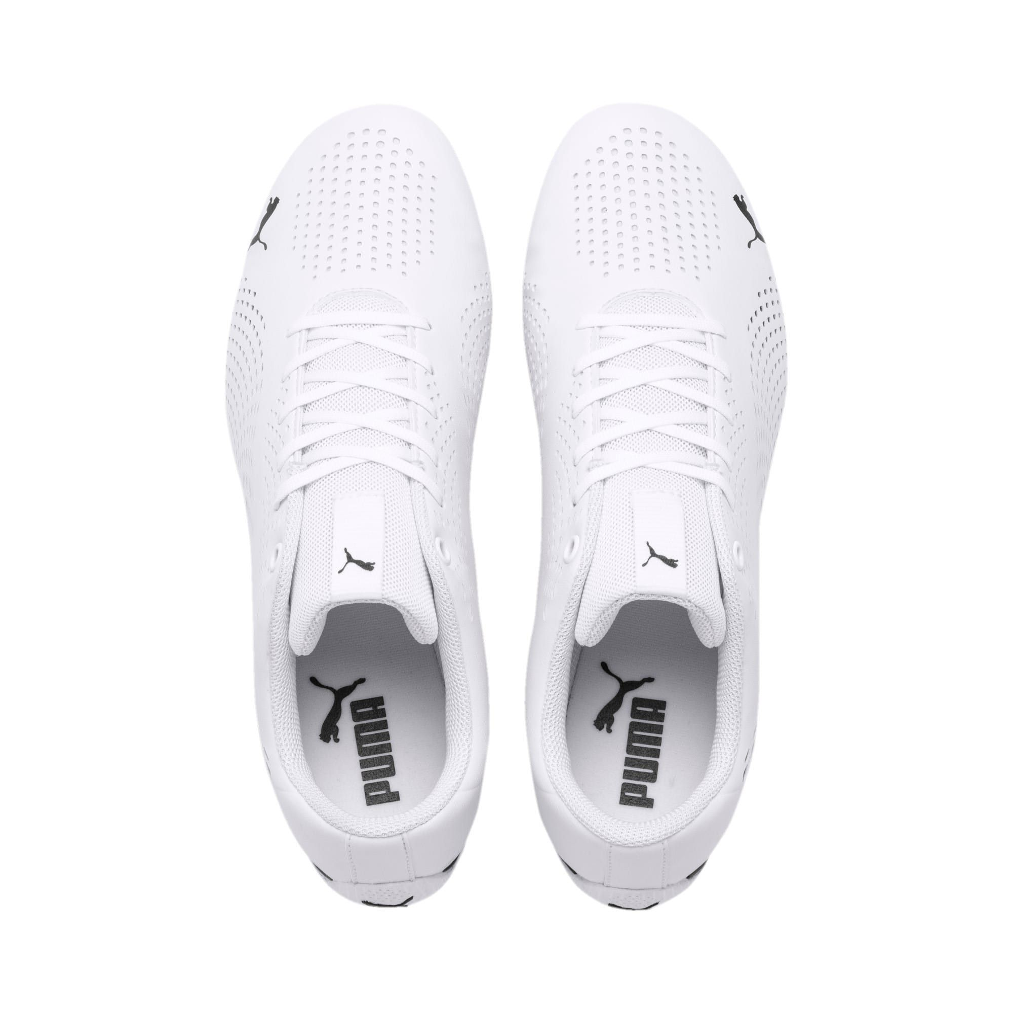 Ferrari Drift Cat 5 Ultra II Trainers | Puma White-Puma Black | PUMA Motorsport | PUMA United Kingdom