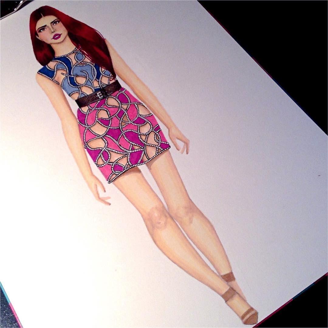Hey 10k Creator Of All Things Beautiful Bs Fashion Merchandising Des Fashion Illustration Sketches Dresses Fashion Design Sketches Illustration Fashion Design