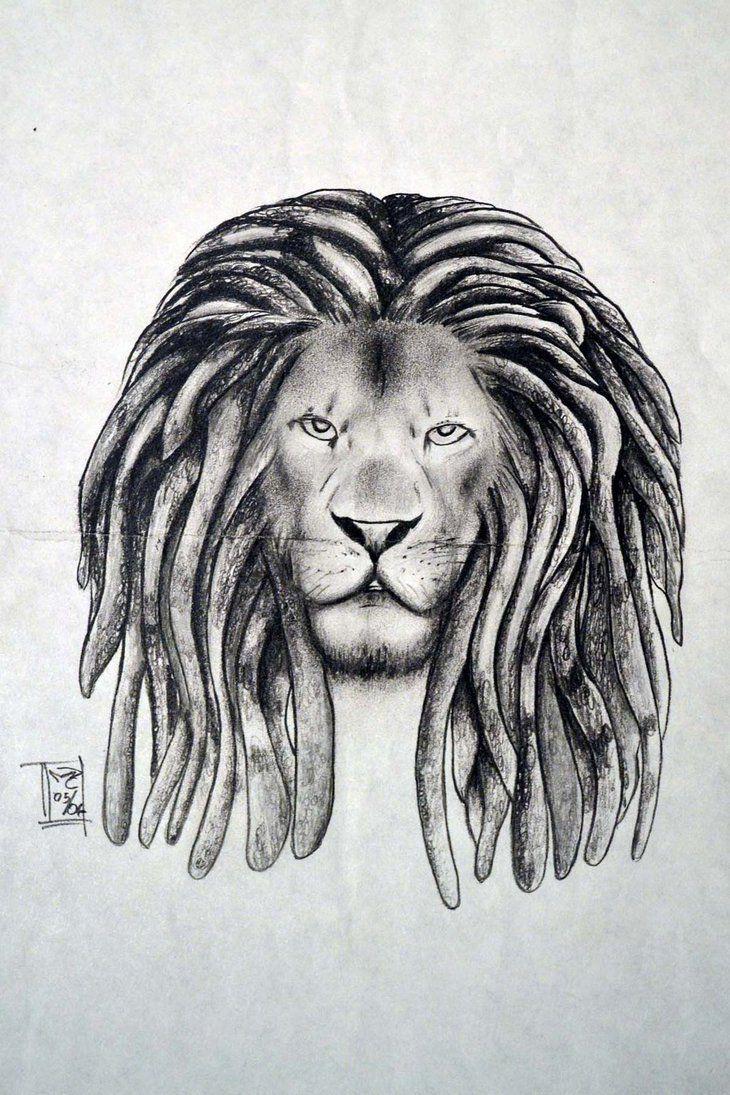 Rasta Lion Drawing Google Search Miscellaneous Pinterest