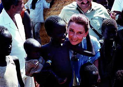 Audrey Hepburn Kinder