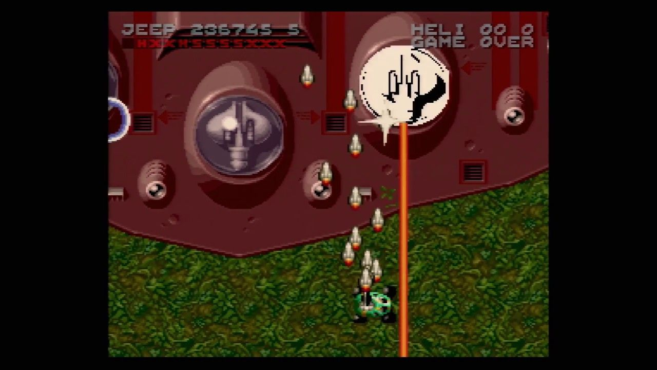 Firepower 2000 Super Swiv Snes Longplay With Images Super