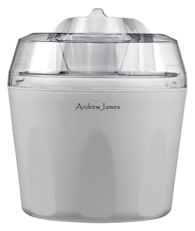 Andrew James Ice Cream, Sorbet and Frozen Yoghurt Maker
