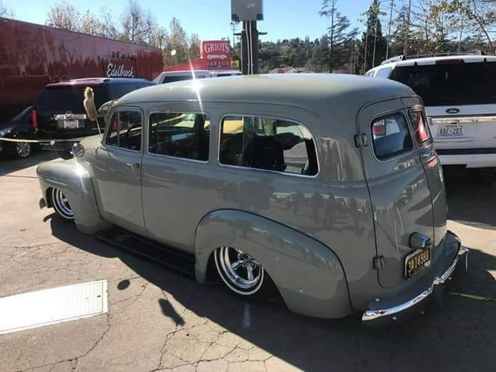 Pin By Dominic Velasquez On Chevy Classic Cars Trucks Panel Truck Classic Truck