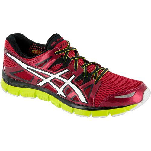 da08000cc1c4 Asics Gel-blur33 2.0  Asics Men s Running Shoes Red white lime ...