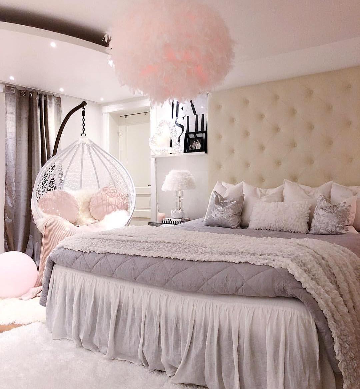 😍 @homebyi  Camere da letto principessa, Camera da letto, Decor