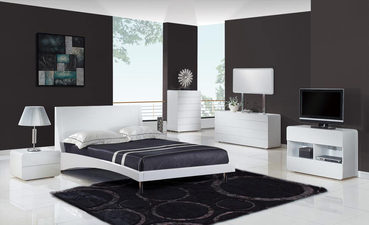 Modern Furniture Bedroom modern luxury bedroom design in grey and white concept with modern