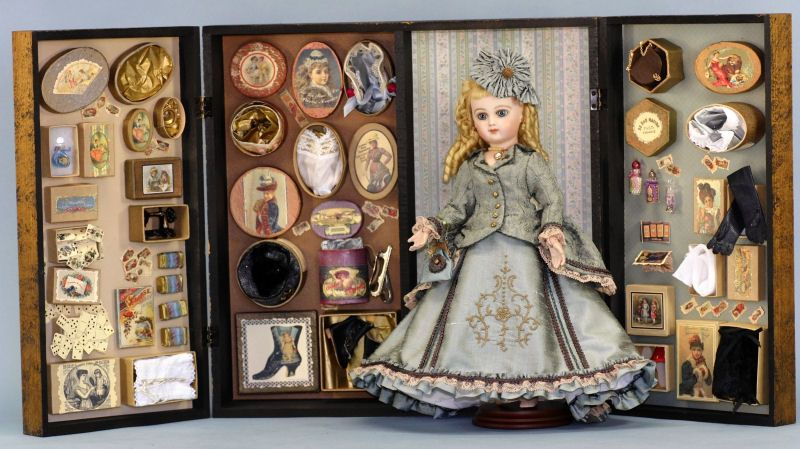 fashion dolls | create a fabulous display for your little fashion dolls complete ...