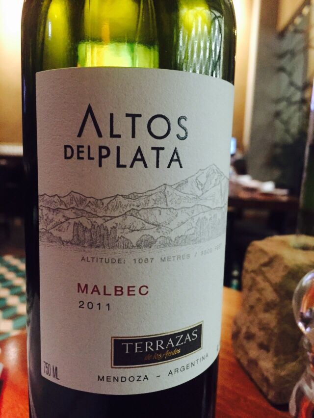 Terrazas De Las Andes Malbec Noteworthy Drinks Drinks