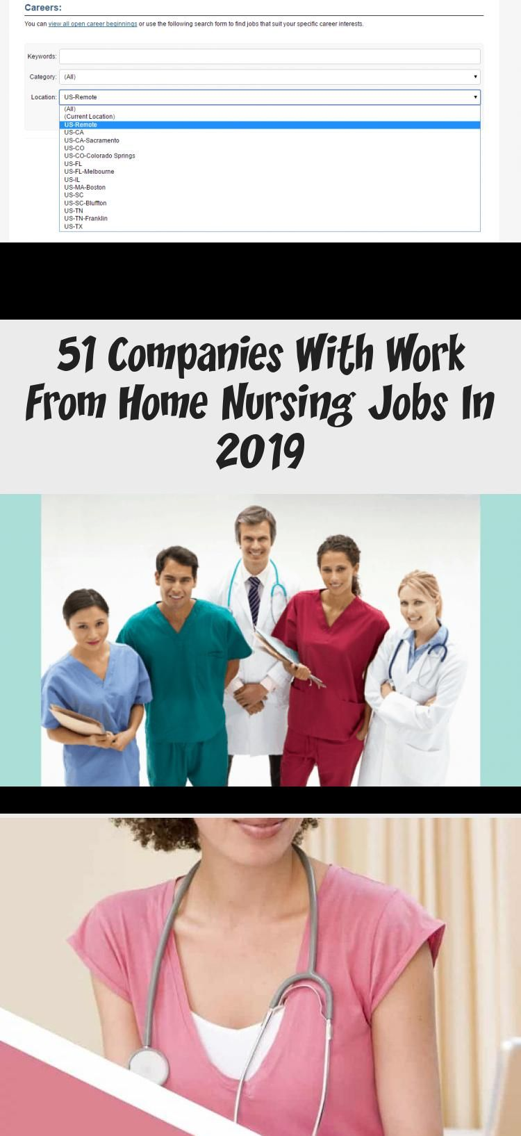 51 Companies With Work From Home Nursing Jobs In 2019