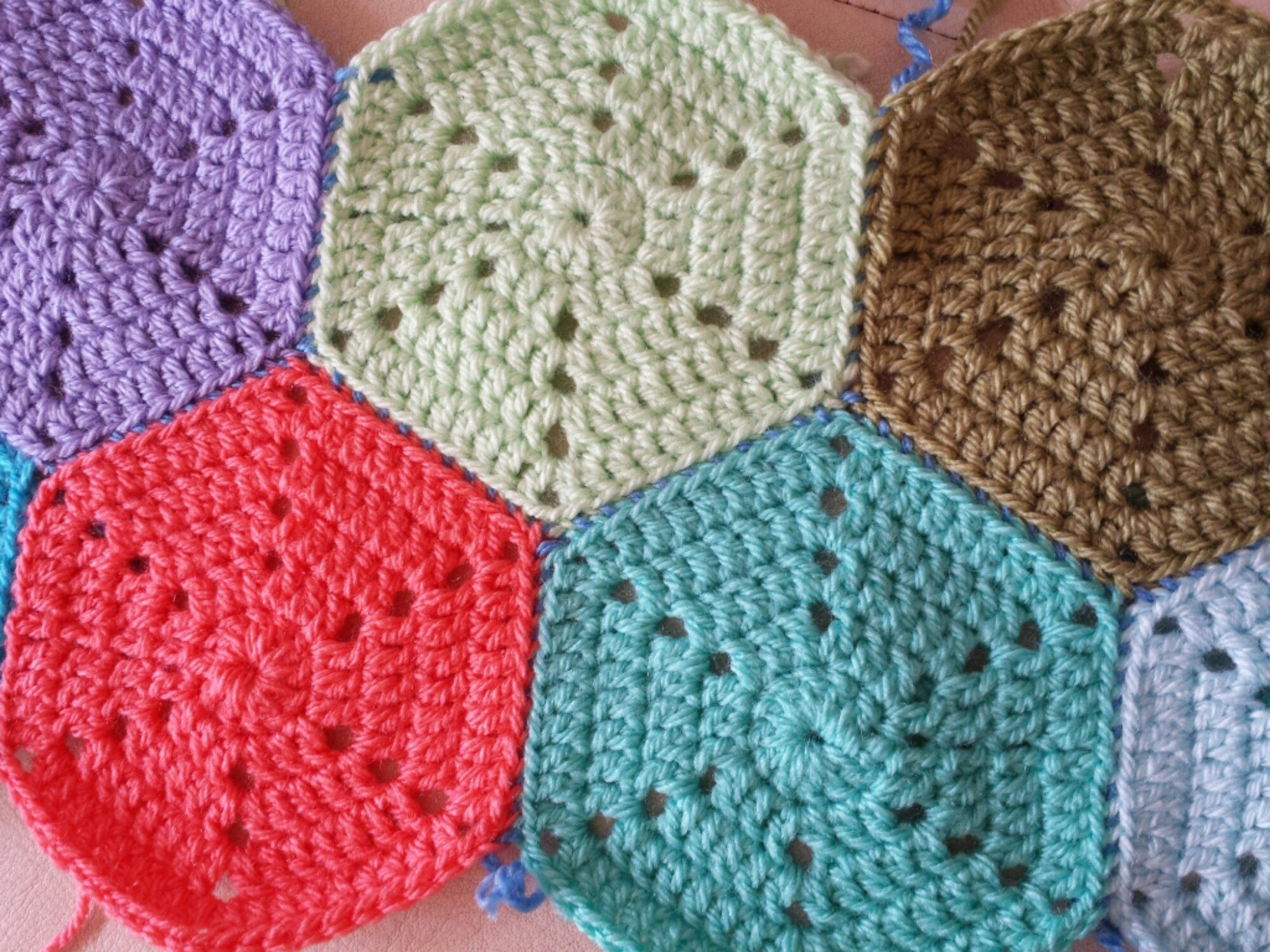Solid hexagon crochet pattern patterns crochet and hexagon crochet filled hexagon block pattern in uk terms bankloansurffo Image collections