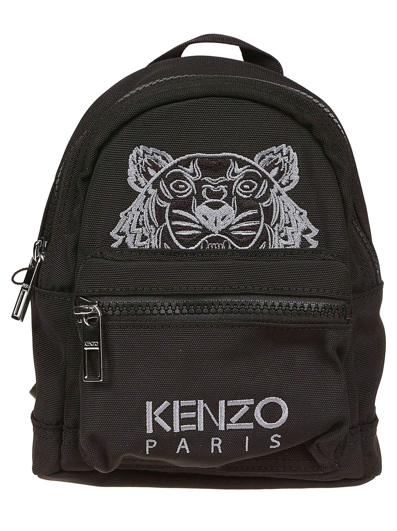 6ef93787c42 Kenzo Embroidered Tiger Backpack in 2019