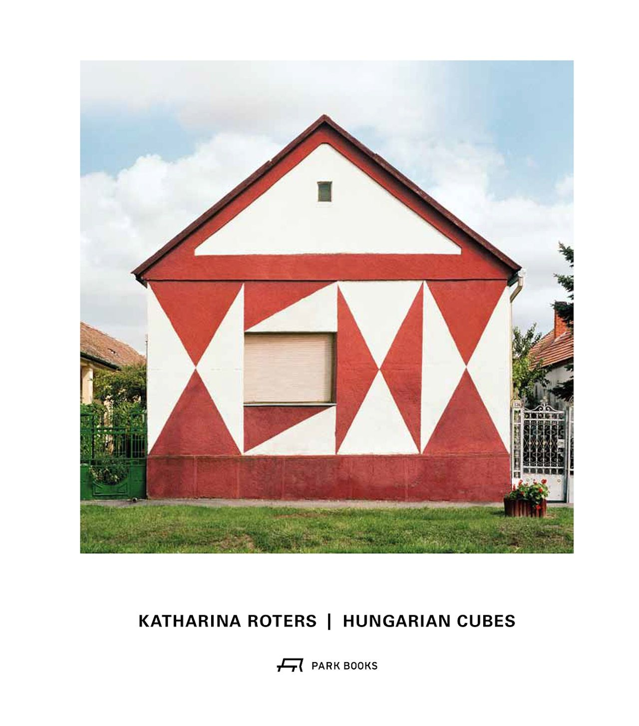 """Cover of """"Hungarian Cubes. Subversive Ornaments in Socialism"""" (courtesy Park Books)"""