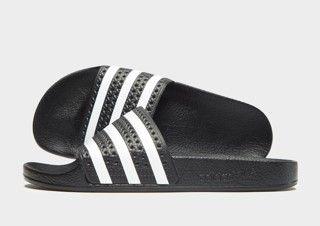 Adilette Slides Dames - Zwart - Dames, Zwart | Adidas ...
