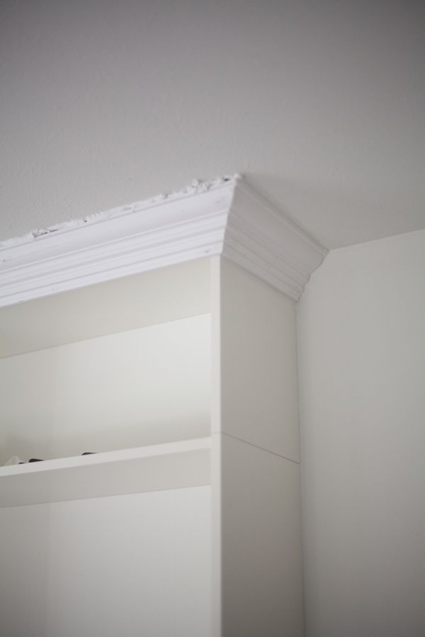 Diy Ikea Billy Bookcase Built In Bookshelves Built Ins