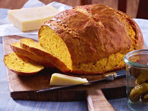 Kürbisbrot backen - das beste Rezept | LECKER #pumpkinseedsrecipebaked
