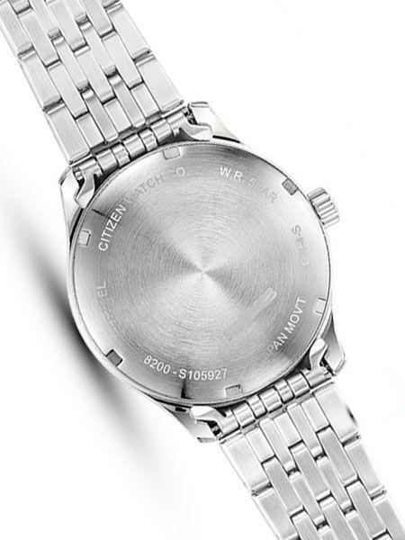 fed1df39a79 Citizen NH8350-59E is a handsome dress watch that comes with an automatic  movement and