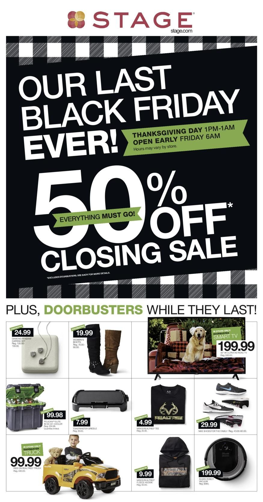 Stage Stores 2019 Cyber Monday Ad Scan Out Check Now Latest Ads Black Friday Ads Black Friday Black Friday Thanksgiving