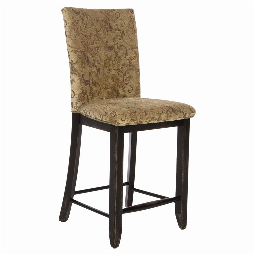 Custom Dining   Champlain Customizable Upholstered Bar Stool By Canade # HudsonsFurniture