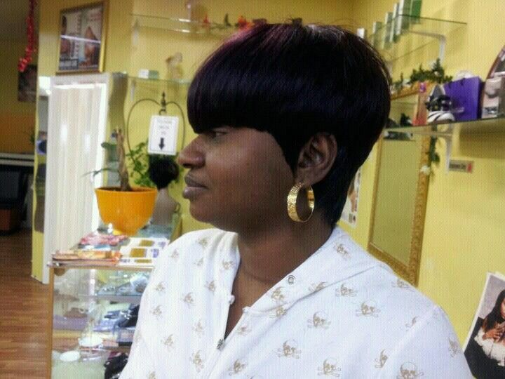 Quick Weave Short 27 Pc By Sandy 3474309859