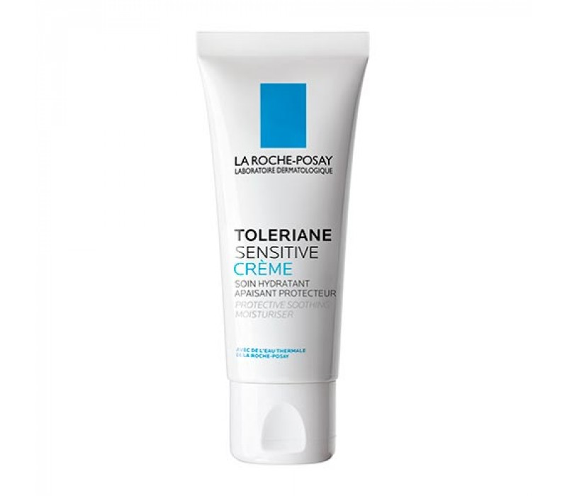 La Roche Posay Toleriane Sensitive Cream 40ml Moisturizing Cream La Roche Posay Moisturizer Cream La Roche