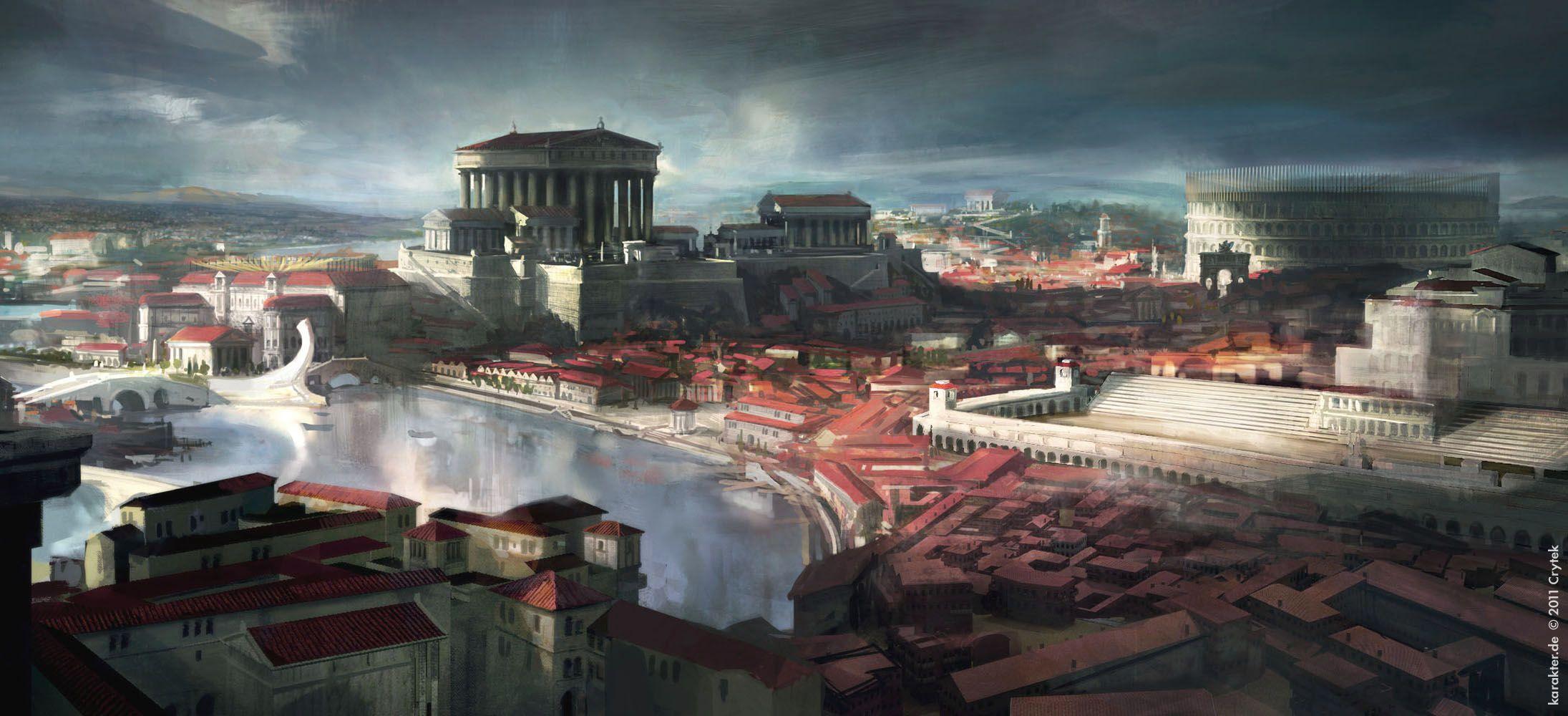 Ancient Rome Wallpapers Wallpapers Desktop Background
