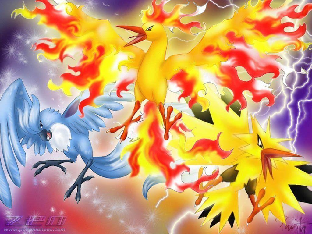 Legendary Bird Pokemon Wallpaper Bird Pokemon Pokemon Pokemon Kalos