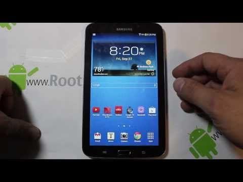 Samsung Galaxy Tab 3 Infamous Tab 3 rom install | Samsung
