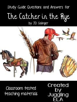 Study guide questions with answers for the novel the catcher in the study guide questions with answers for the novel the catcher in the rye fandeluxe Choice Image