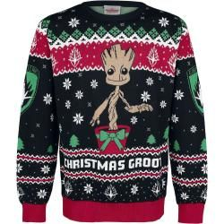 Guardians Of The Galaxy Groot WeihnachtspulloverEmp.de #uglychristmassweatersdiy