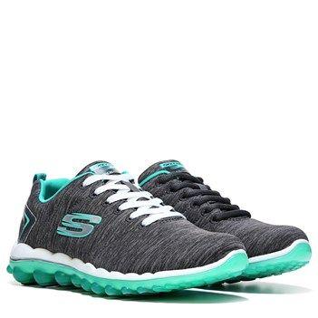 edbc918444 Skechers Skech Air 2.0 Sweet Life Memory Foam Sneaker Charcoal/Green