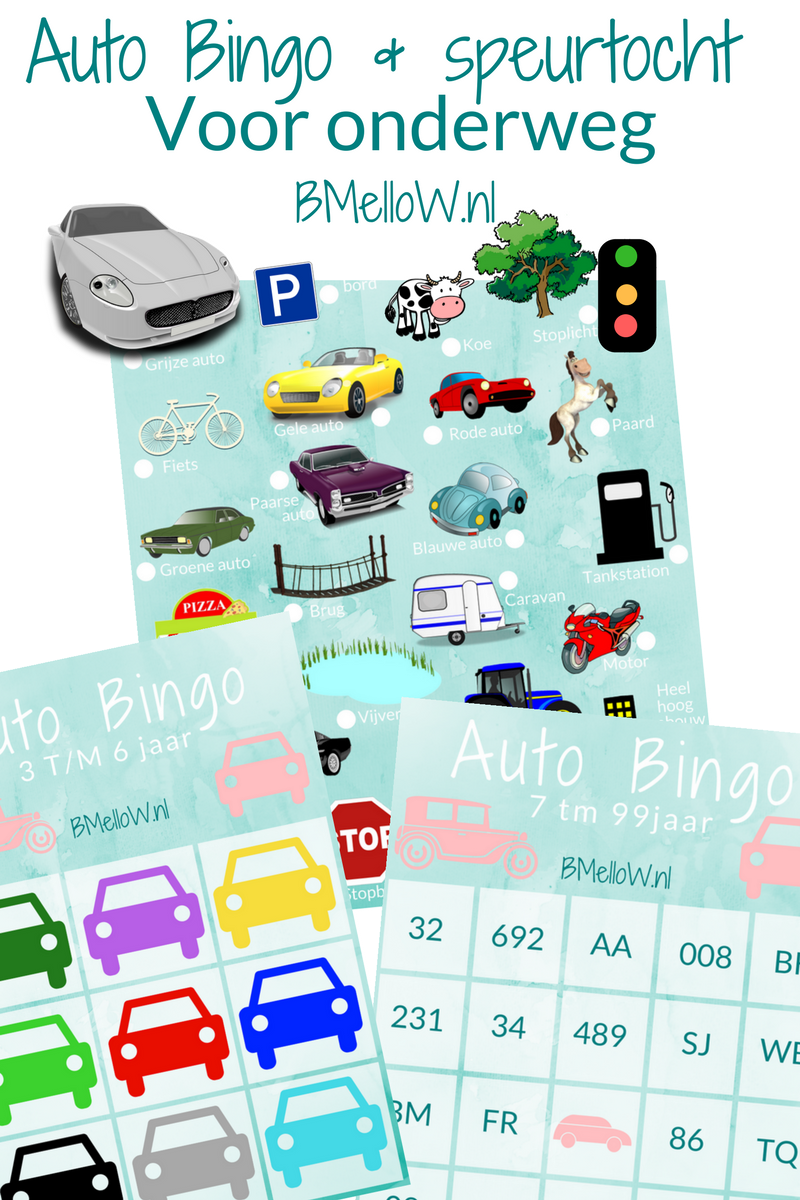 Auto bingo & treasure hunt on the go. free printables -  Auto Bingo and treasure hunt For on the road. Suitable for all ages. BMelloW.nl  - #AdventureTravel #amp #AppalachianTrail #Auto #Backpacker #BackpackingEurope #BackpackingTips #BeachHotels #BeachResorts #Beaches #bingo #BudgetTravel #CancunMexico #CruiseTips #CruiseVacation #DisneyCruiseLine #DisneyCruiseTips #FamilyTravel #FamilyVacationDestinations #FamilyVacations #Free #Hiking #hunt #InternationalTravelTips #KissimmeeFlorida #NewHamp