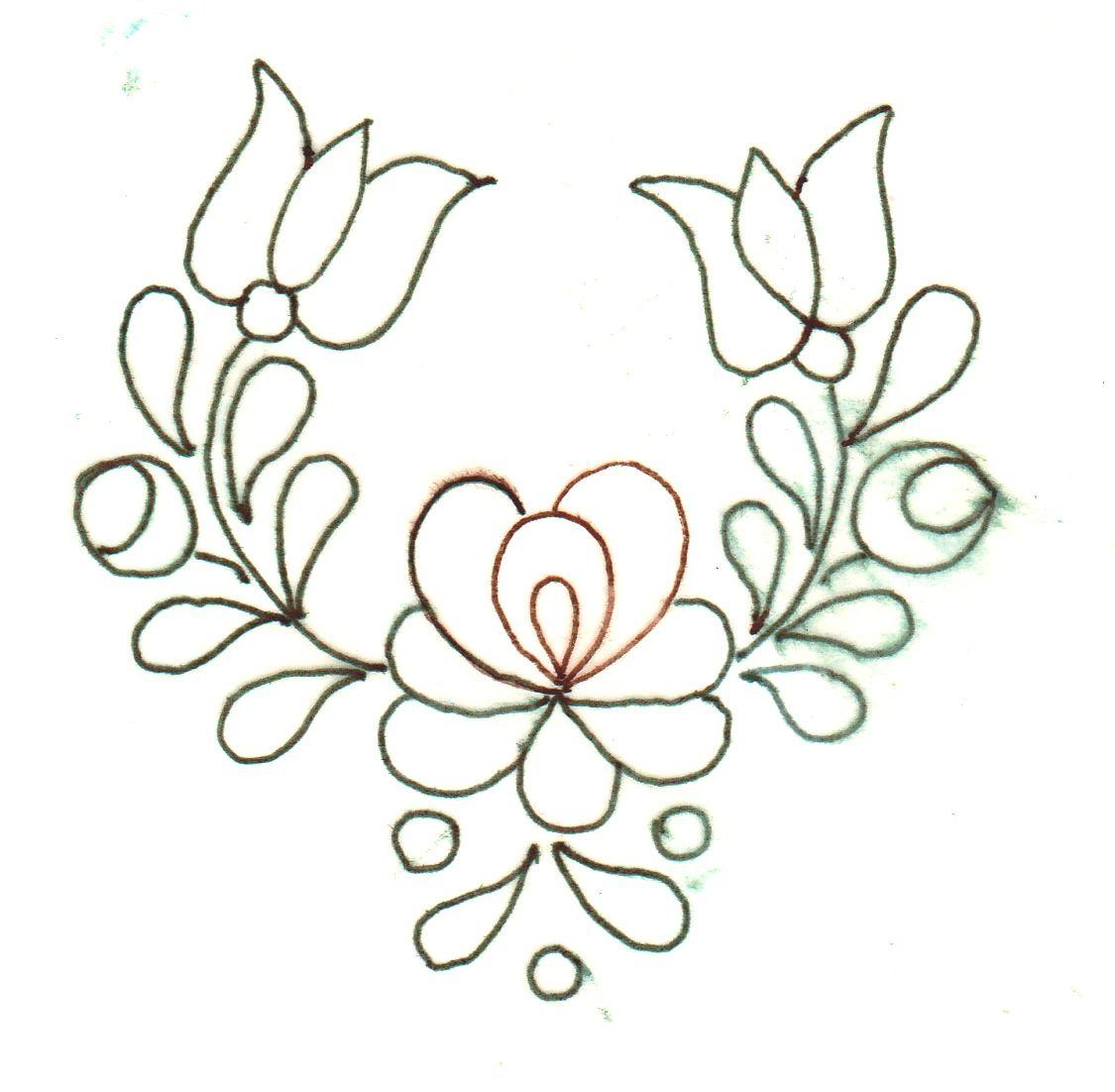 Pin de Alexandra Schulze en Patrones para bordado | Pinterest ...