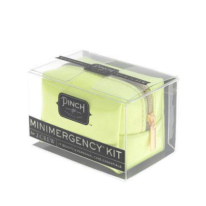 Pinch Provisions for J.Crew Minimergency kit