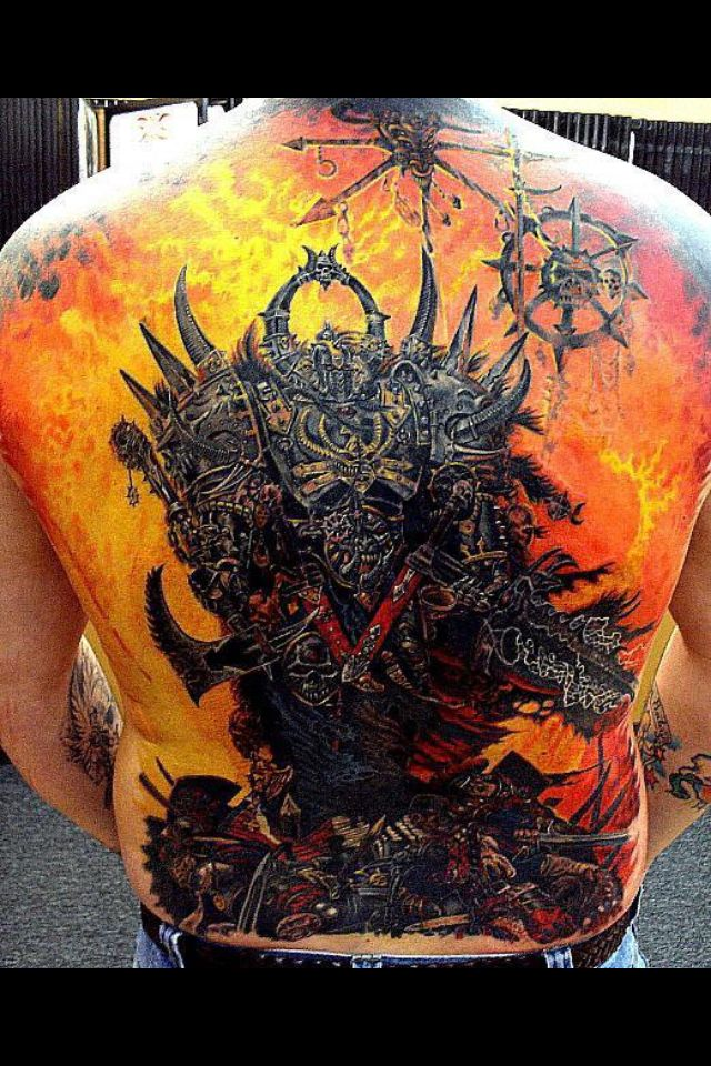 So Much Color And Detail Omg Beautiful Incredible Tattoos Alien Tattoo Fantasy Tattoos