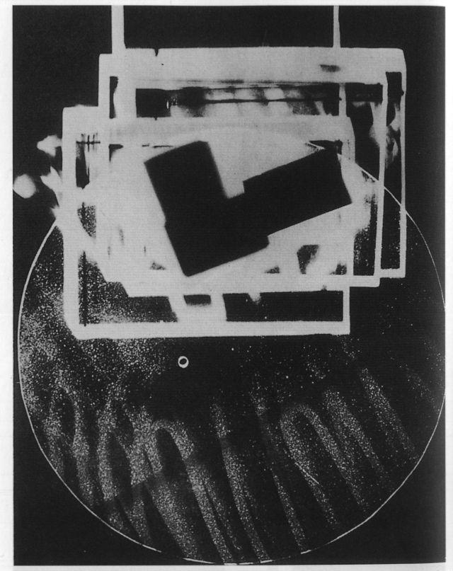 Laszlo Moholy-NagyFotogram1923