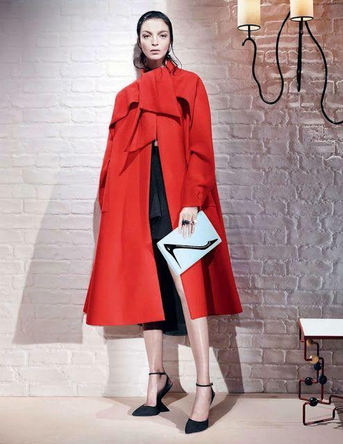 Dior Fall/Winter 2013 Campaign