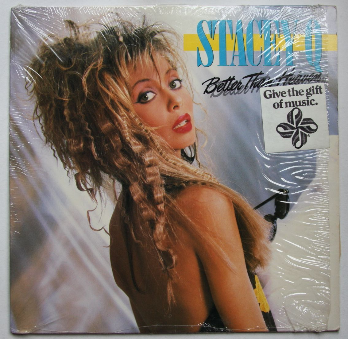 Stacey Q (con imágenes) Thing 1, Cantantes, Casette