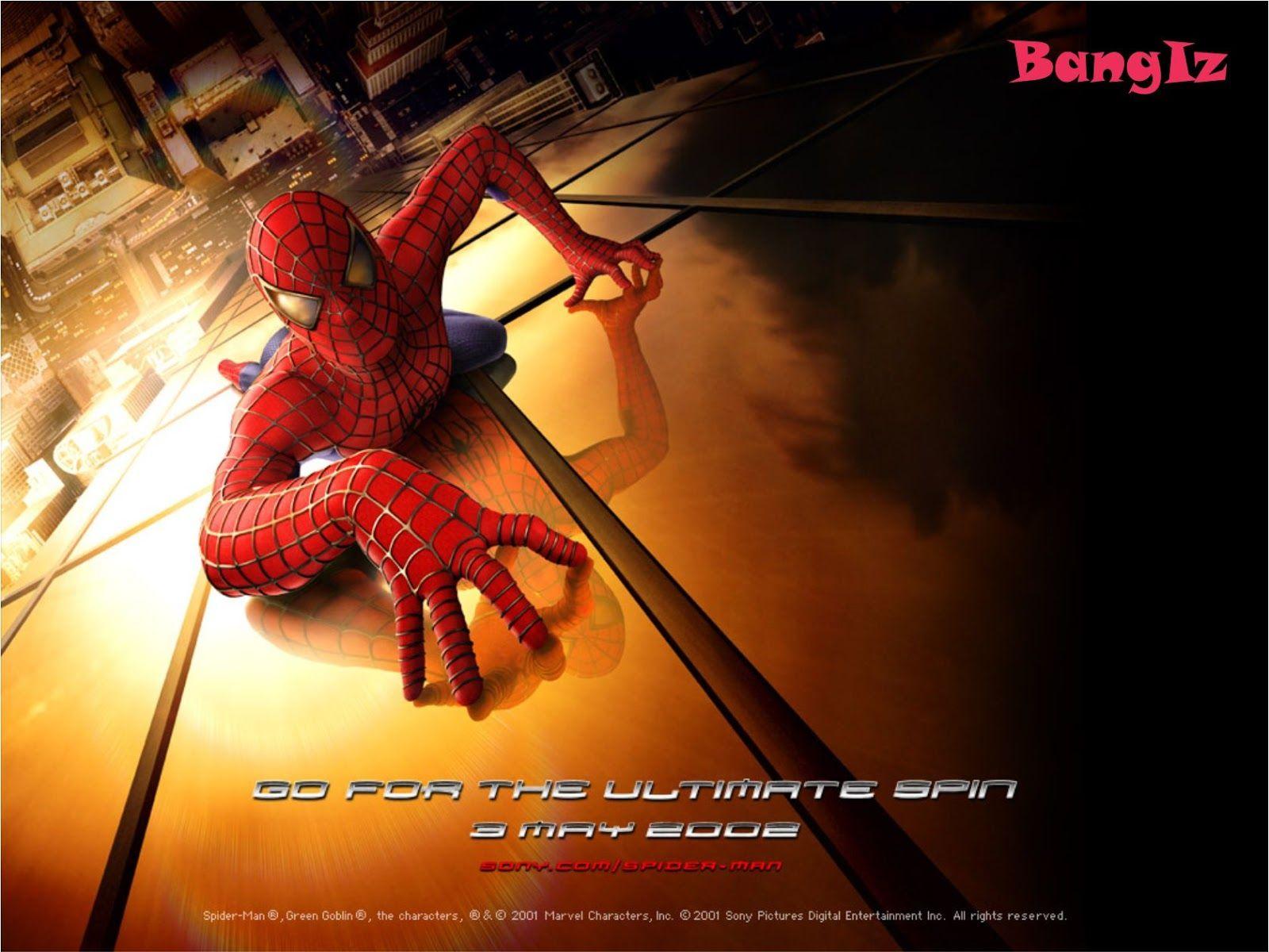 Wallpaper Film Bagus Dan Keren Terbaru Bangiz Spiderman