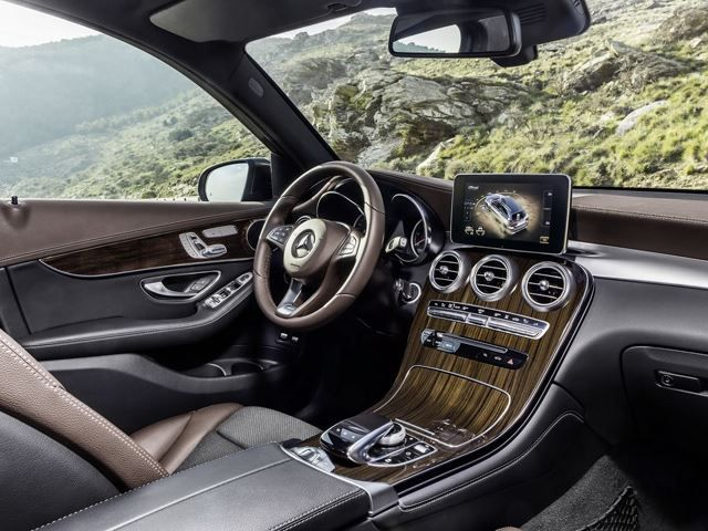 Mercedes Benz Glc Officially Unveiled Is This The New Compact Suv