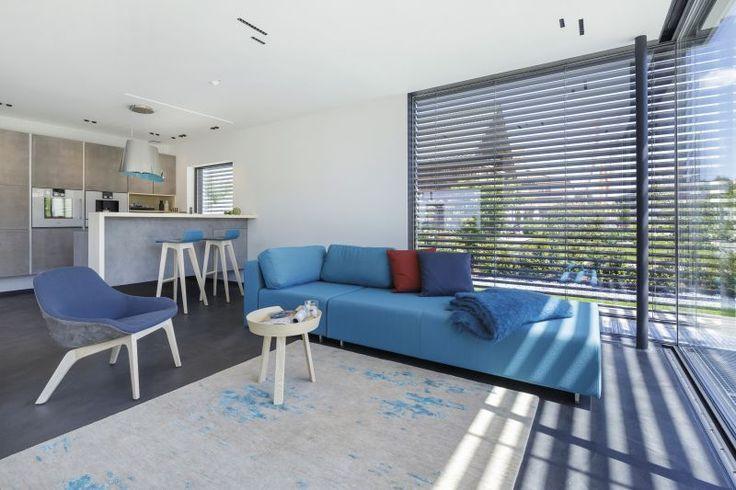 Mit 113 Quadratmetern Ist Dieses Haus Eher Kompakt Gehalten, Bietet Aber  Für Seine Geringe Größe Erstaunlich Viel Luxus Und Einige Raffinierte Ideen.