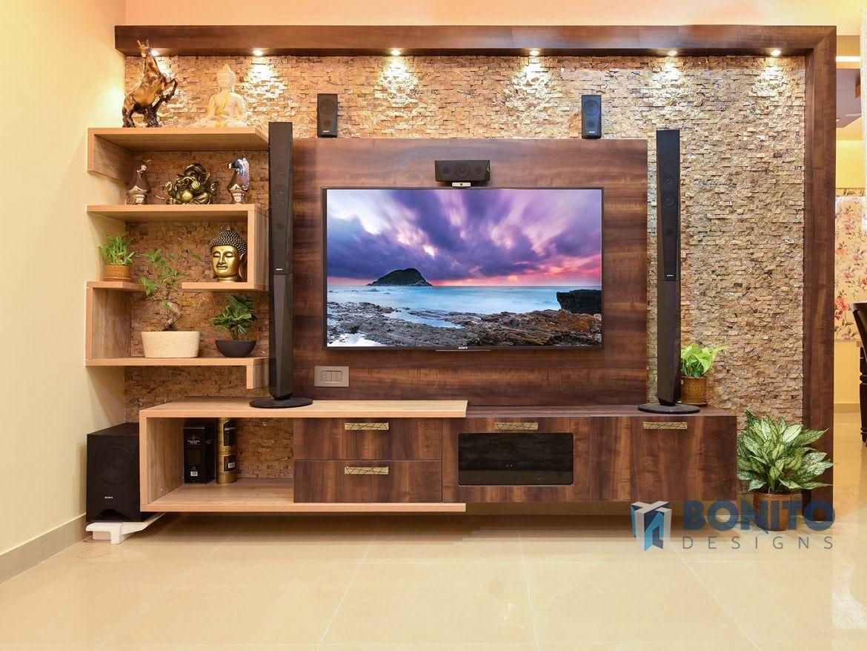 Mr. Jaya Singh's 2bhk Apartment - Bonito Designs