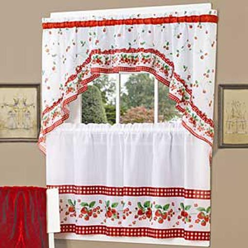 Gingham Check Red White Kitchen Curtain Red Kitchen Curtains White Kitchen Curtains Red And White Kitchen