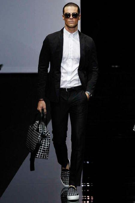 Emporio Armani | Spring 2015 Menswear Collection | Style.com